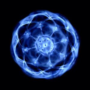 cymatics-blue